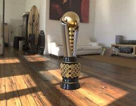 nº 55 pour Design a 3D Trophy, Mockups entries aren't acceptable par magicwaycg