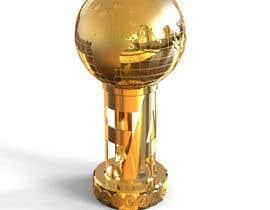 nº 27 pour Design a 3D Trophy, Mockups entries aren't acceptable par ahmadnazree