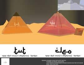 nº 10 pour Design a Pyramid themed cologne bottle par LayersDesign