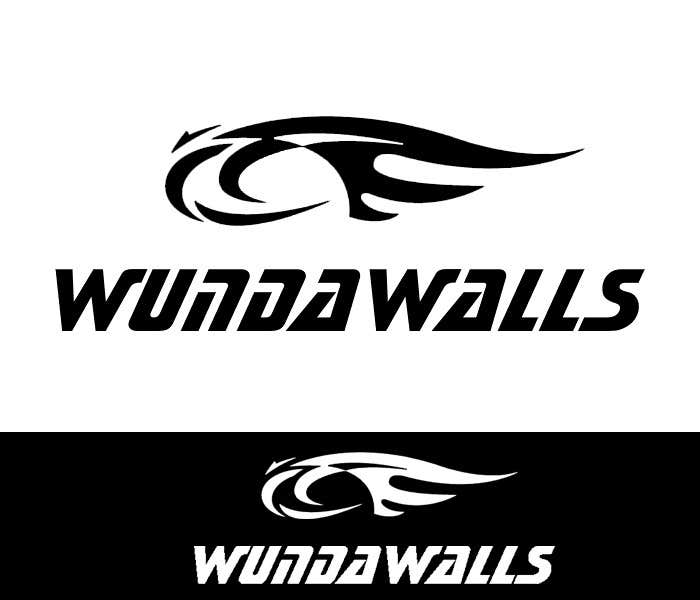 Contest Entry #5 for Logo Design for WundaWalls