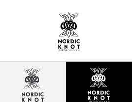 nº 103 pour Design a Logo for NORDIC KNOT PRETZEL COMPANY par divored