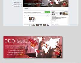 nº 6 pour Design a banner for Facebook/LinkedIn cover page par ferisusanty