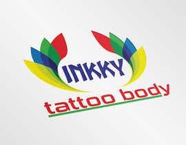 nº 15 pour INKKY TATTOO BODY ART par rajubiswas0196
