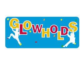 nº 64 pour Logo for interactive kids climbing wall (GlowHolds) par bala121488