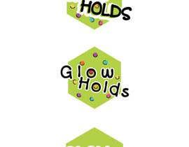 nº 45 pour Logo for interactive kids climbing wall (GlowHolds) par wandarose