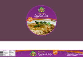 nº 14 pour Create Print and Packaging Designs for Hawaii Farm Eggplant Hummus (babaganouch) Deli Container par abdulrahman053