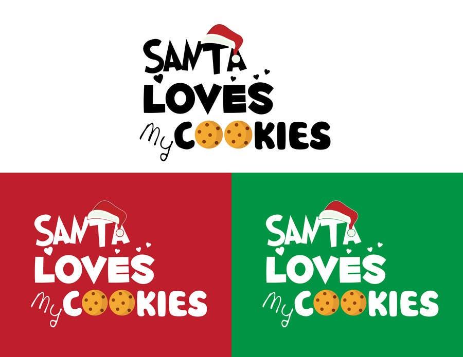 Proposition n°6 du concours Santa Cookies