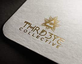 nº 13 pour Design a Logo for THRD3YE Collective par RezaunNobi