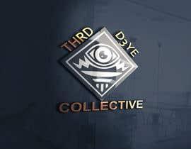 nº 4 pour Design a Logo for THRD3YE Collective par Sadnan96