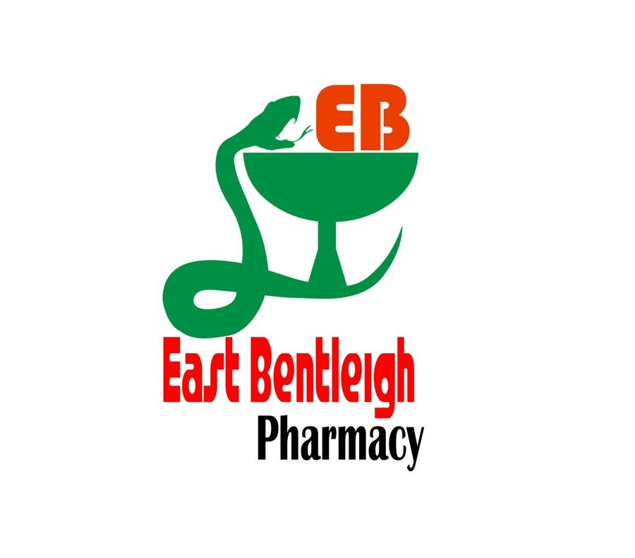 Logo Design Contest Entry #9 for Logo Design for East Bentleigh Pharmacy