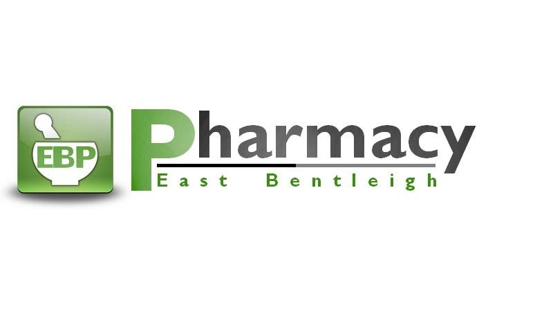 #77 for Logo Design for East Bentleigh Pharmacy by mossabinfo