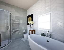 nº 23 pour Design my bathroom layout par nhitran3dartist
