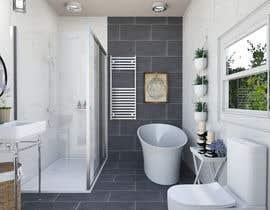 nº 32 pour Design my bathroom layout par nhitran3dartist