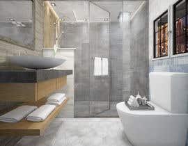nº 34 pour Design my bathroom layout par hassanfathi15