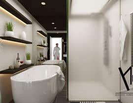 nº 38 pour Design my bathroom layout par pgcarquitectura