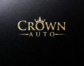 nº 327 pour Design a Luxury Logo with Crown Auto. par ChallengerSK