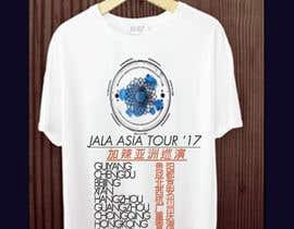 """nº 4 pour """"Tour T-Shirt"""" par praveenlight"""