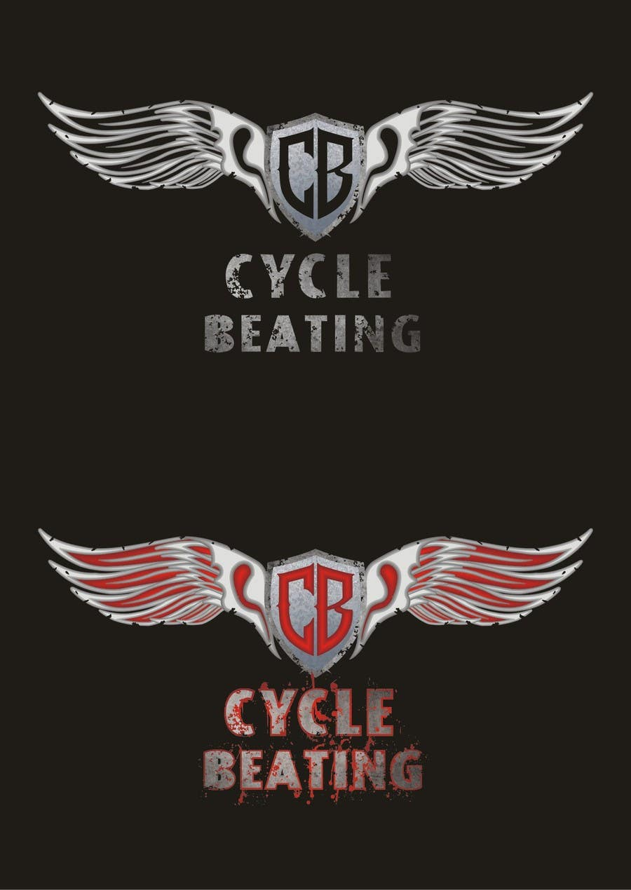 Penyertaan Peraduan #144 untuk Logo Design for heavy metal band CYCLE BEATING