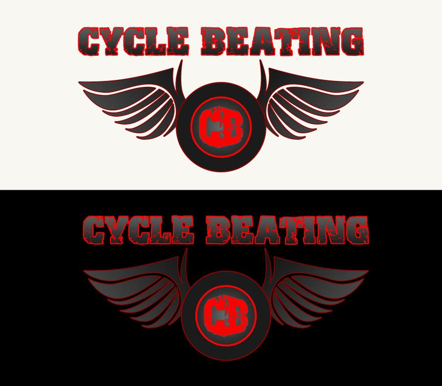 Logo Design Contest Entry #13 for Logo Design for heavy metal band CYCLE BEATING