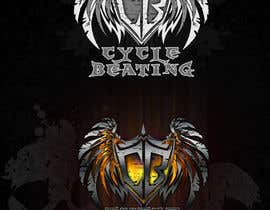#81 para Logo Design for heavy metal band CYCLE BEATING por janilottering