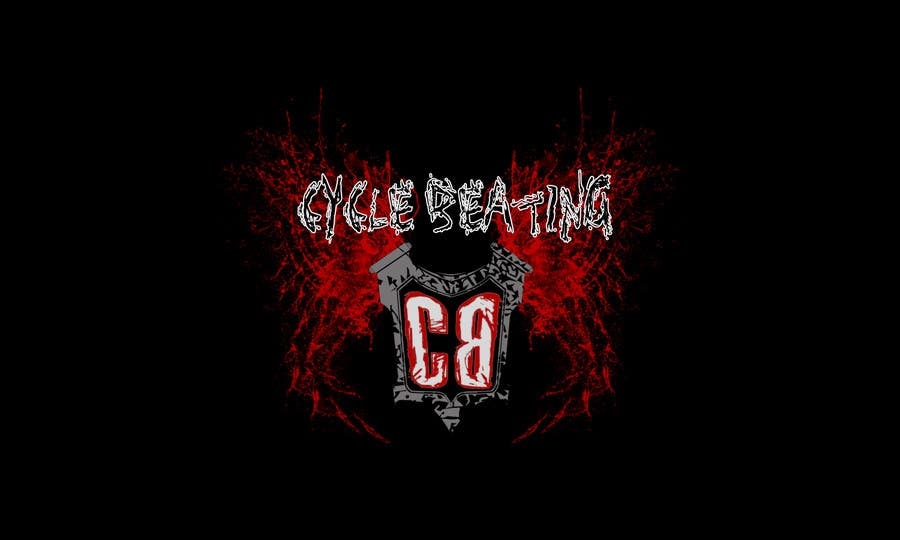 Contest Entry #78 for Logo Design for heavy metal band CYCLE BEATING