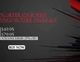 nº 3 pour Design 3 Banner for jewelry website par bhosaleashu5