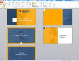 nº 43 pour Fresh & Clean PowerPoint Template par Nidhi87m