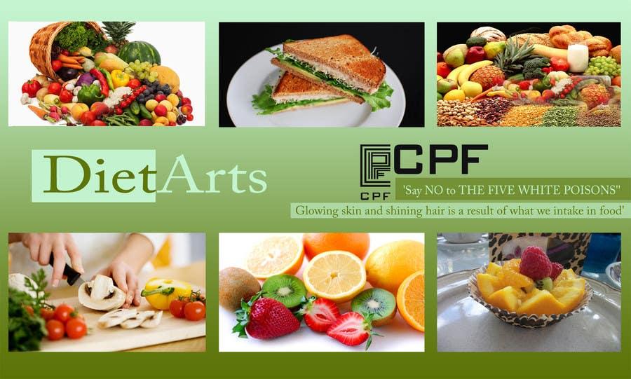 Inscrição nº                                         41                                      do Concurso para                                         Design a Banner/Backdrop for CPF food outlet chain