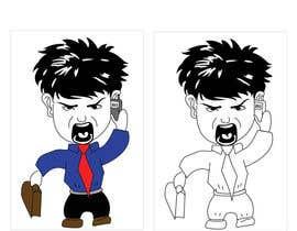 nº 7 pour Character design par sanjuyadavn
