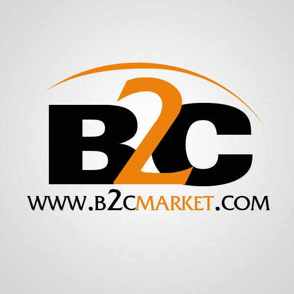 Конкурсная заявка №8 для Domain name and logo / buttoms needed for new b2c marketplace site.