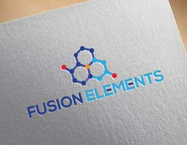 nº 156 pour Design a Logo for Fusion Elements par jhraju41
