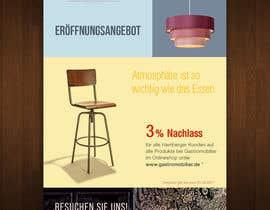 nº 67 pour Design a simple but stylish Flyer par Miuna