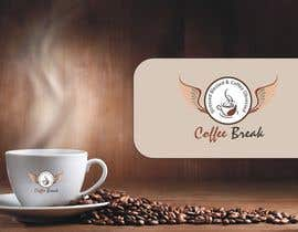 nº 58 pour Design a Logo for a coffee shop which releases stress with breaking activities par fahadHassan160