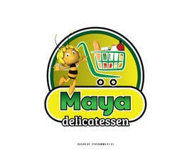 nº 40 pour Design a Logo for maya par ethegamma