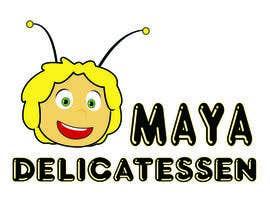 nº 31 pour Design a Logo for maya par JoyPT