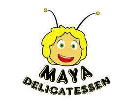 nº 32 pour Design a Logo for maya par JoyPT