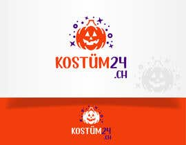 #30 for Design a logo for kostüm24.ch by AndreiaSantana27