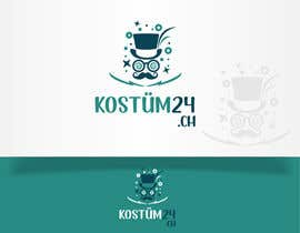 #67 for Design a logo for kostüm24.ch by AndreiaSantana27