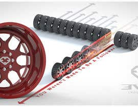 nº 21 pour Design an Advertisement For Luxury Wheel (Rims) par Watfa3D