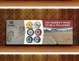 nº 40 pour Design an Advertisement For Luxury Wheel (Rims) par karimulgraphic