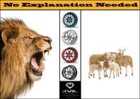 Proposition n° 22 du concours Graphic Design pour Design an Advertisement For Luxury Wheel (Rims)