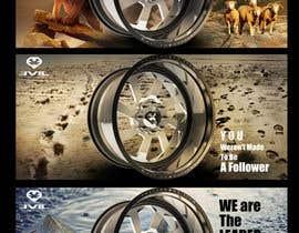 nº 26 pour Design an Advertisement For Luxury Wheel (Rims) par freeland972