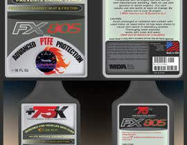 #17 for Print & Packaging Design for Throttle Muscle FX805 af IceyhUgh