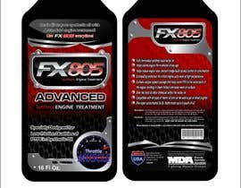 nº 29 pour Print & Packaging Design for Throttle Muscle FX805 par arteq04