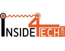 #43 cho Design a Logo for my web blog Inside4Tech.com bởi Renovatis13a