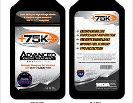 #64 untuk Print & Packaging Design for +75K High Mileage Engine Treatment oleh arteq04