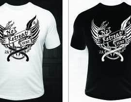 #29 for 1A & 2A Rights T-Shirt af sauravarts