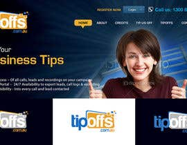 #196 para Logo Design for tipoffs por pris