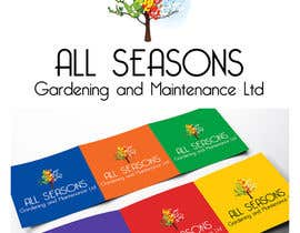 nº 93 pour Design a Logo - All Seasons Gardening and Maintenance Ltd par pgaak2