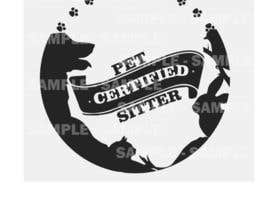 nº 7 pour Design a Logo for Pet Sitting Certification par alawiyahere